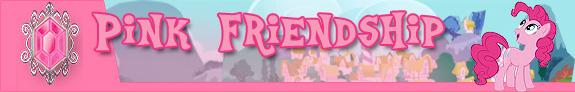 Pink friendship