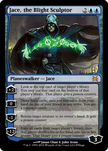 Jace, the Blight Sculptor